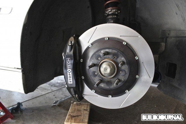 Brake Bias Chart for BMW E46 M3