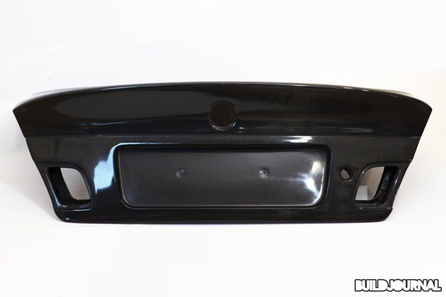 Status Gruppe Tuning CSL Trunk Lid