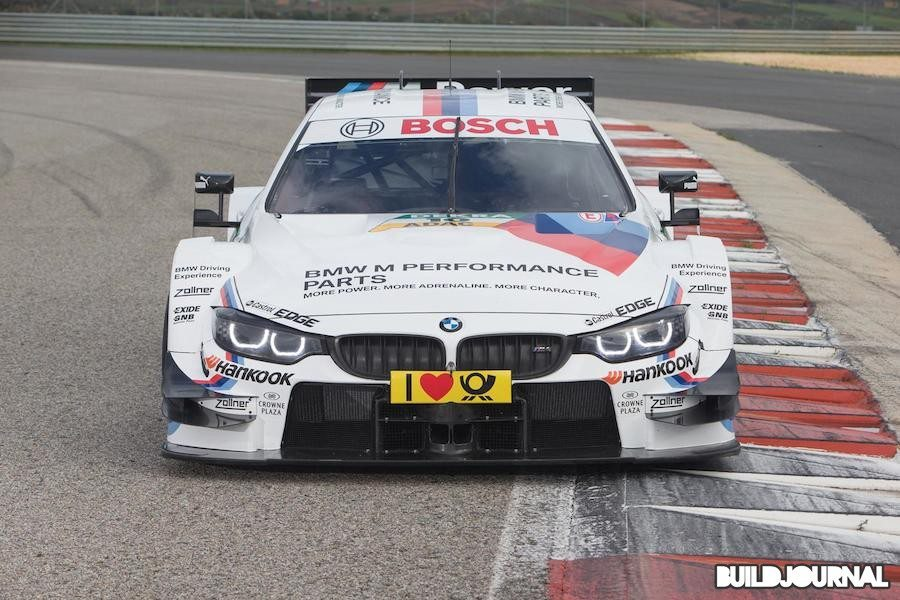 BMW M4 DTM Pictures