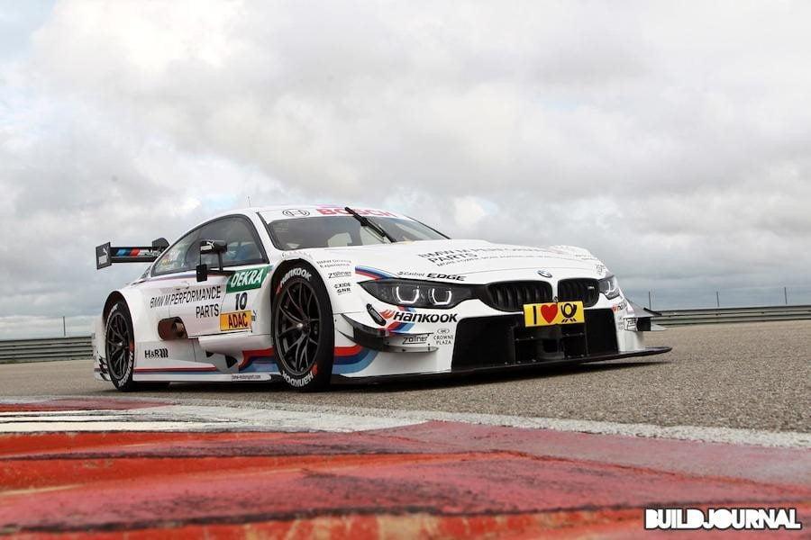 BMW M4 DTM Pictures