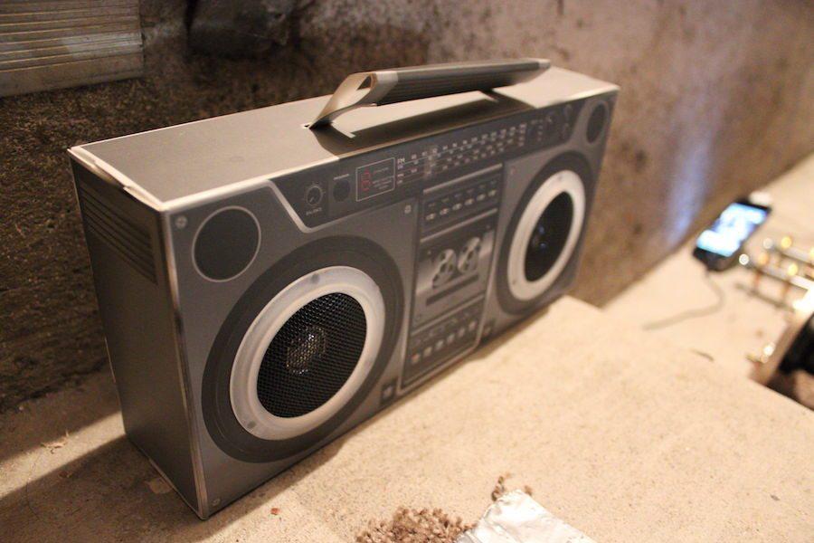 Chad Muska's Original Boombox