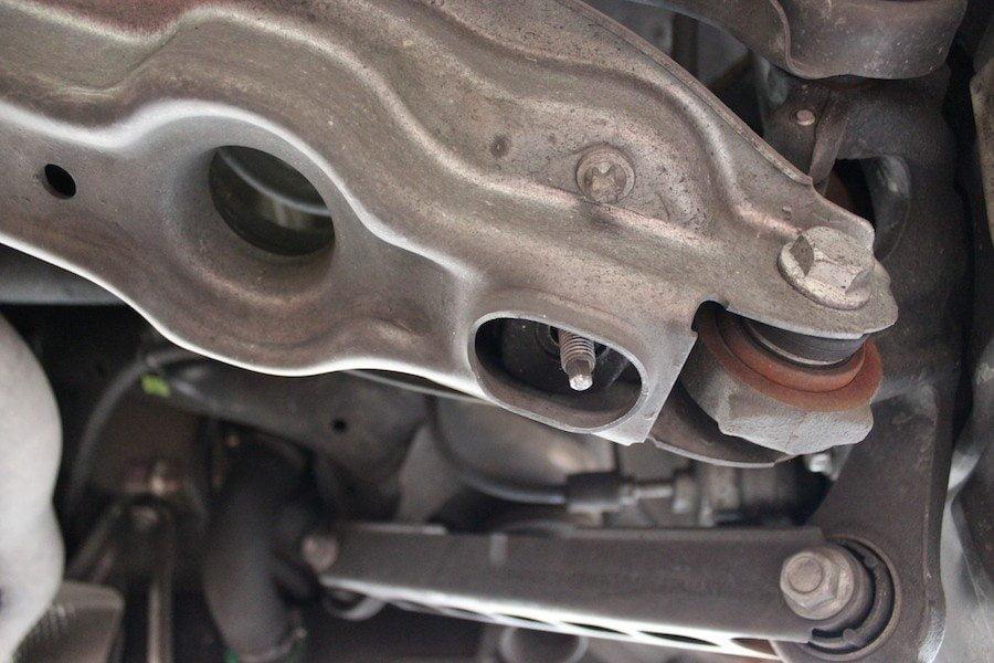 Bottom Shock - BMW E92 335i Coilover Install DIY