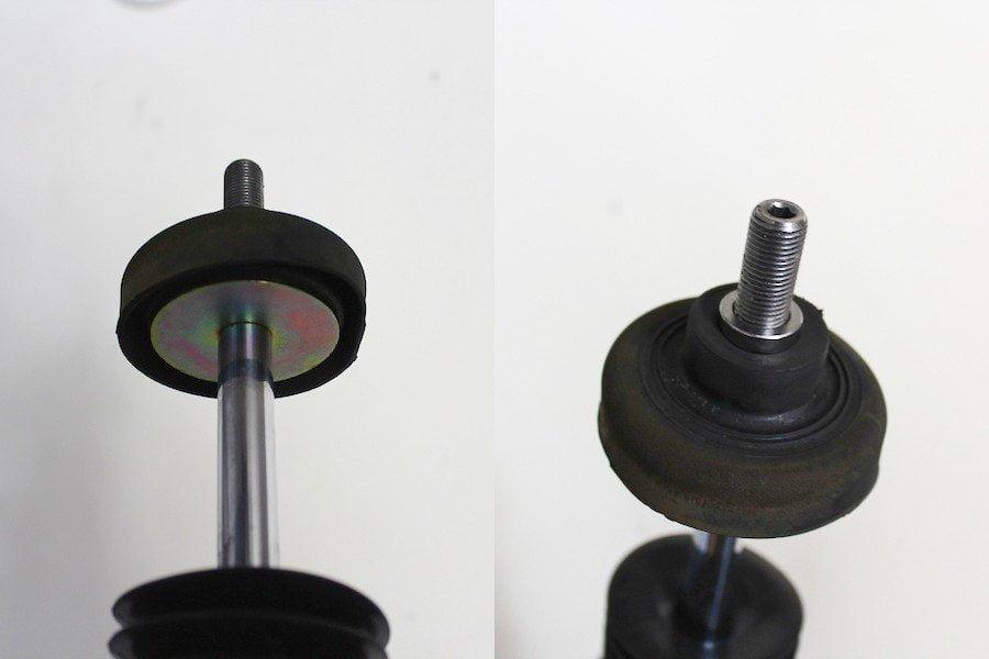 Rear Coilover - BMW E92 335i Coilover Install DIY