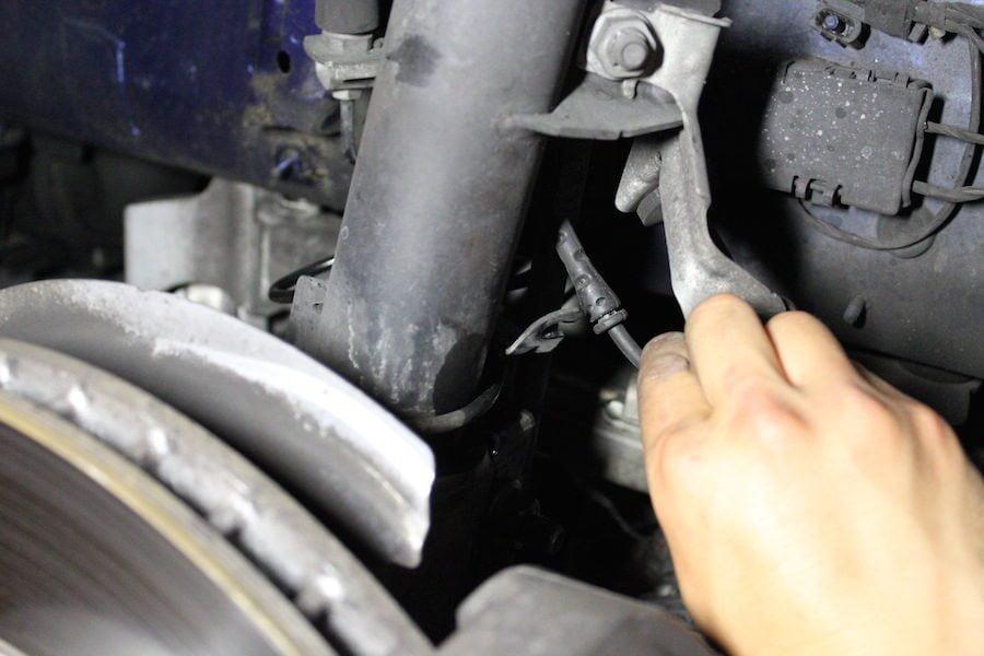 Brake Line - BMW E92 335i Coilover Install DIY