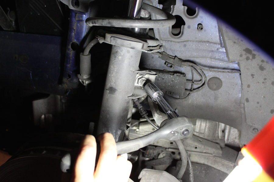 End Link - BMW E92 335i Coilover Install DIY