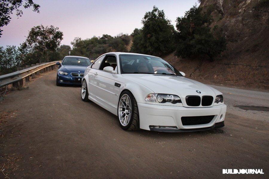 BMW E46 M3 - #FFdrivein by Optimist Run & autoMobile Uploads