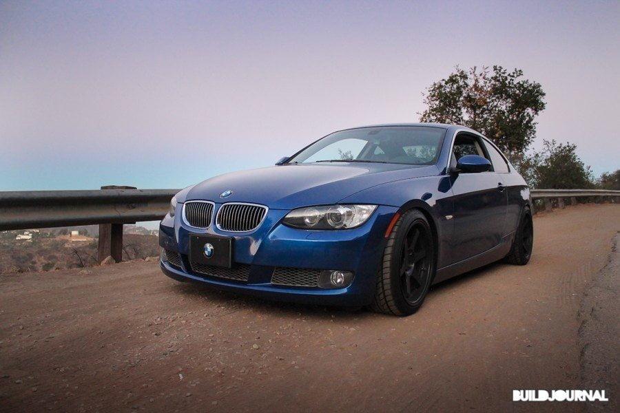 BMW E92 335i - #FFdrivein by Optimist Run & autoMobile Uploads