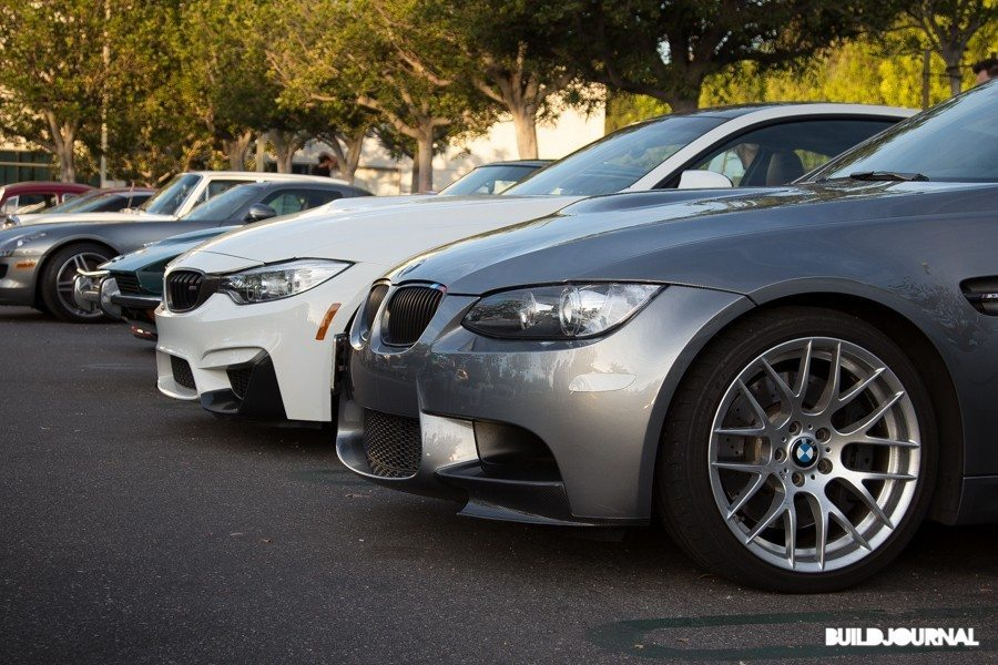 Photos: Waking Up for Cars and Coffee Irvine