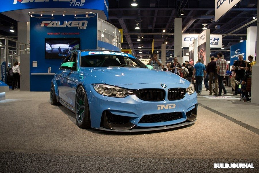 BMW M3 and M4 at The SEMA Show 2014