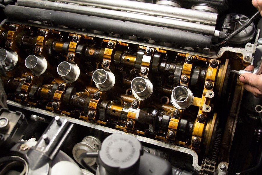 E46 M3 Valve Adjustment - Beisan Systems S54 VANOS Rebuild at Lang Racing Development