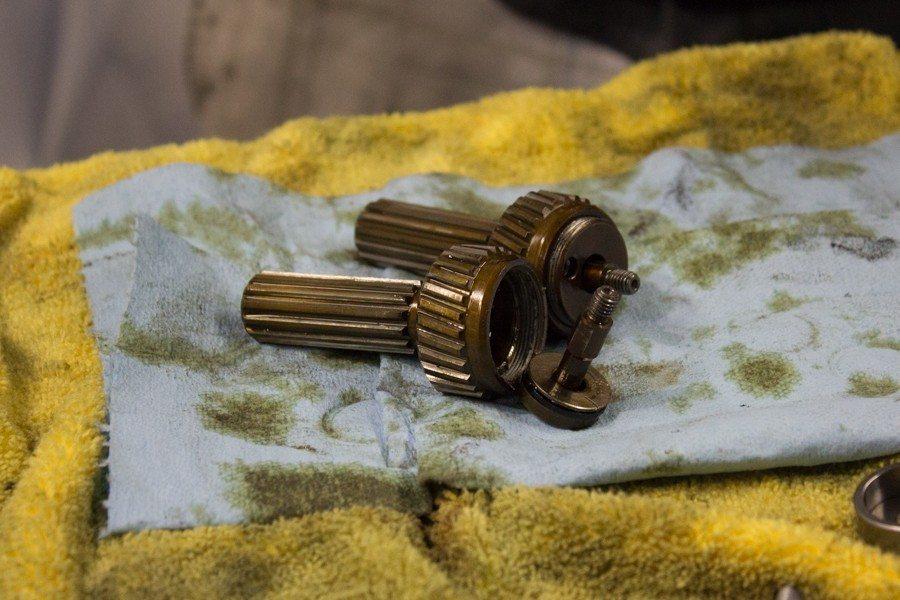 Anti-rattle Kit - Beisan Systems VANOS Rebuild at Lang Racing Development