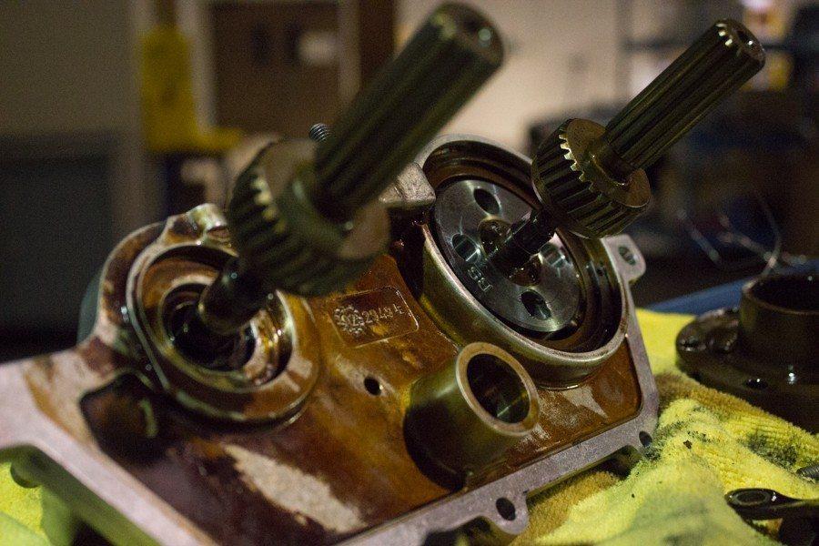 Beisan Systems S54 VANOS Rebuild at Lang Racing Development