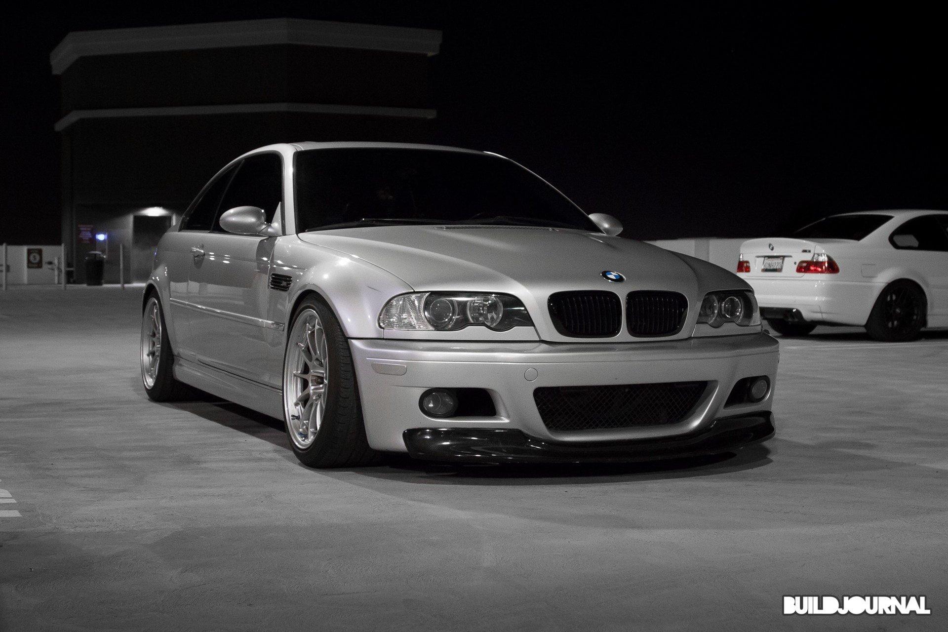 Photoshoot Oscar S Tiag And Alpine White E46 M3