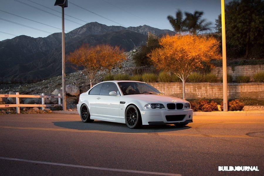 Photoshoot: BuildJournal x RaceWerkz E46 M3