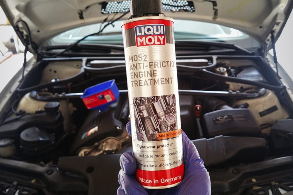 Liqui Moly MoS2 Anti Friction Will Save Your S54 M3 Rod