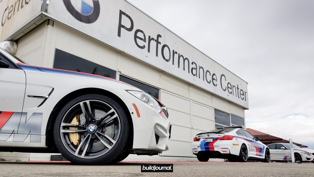 BMW M Performance Track Day - Thermal