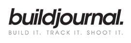 buildjournal - build it. track it. shoot it.