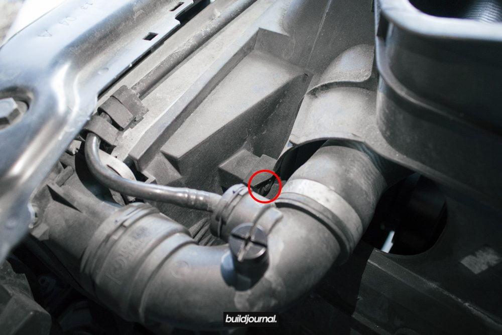 E46 M3 Radiator Shroud