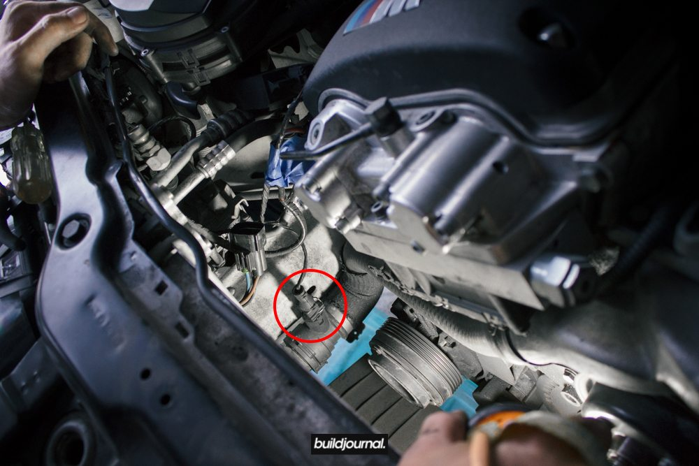 E46 M3 Water Pump DIY Guide