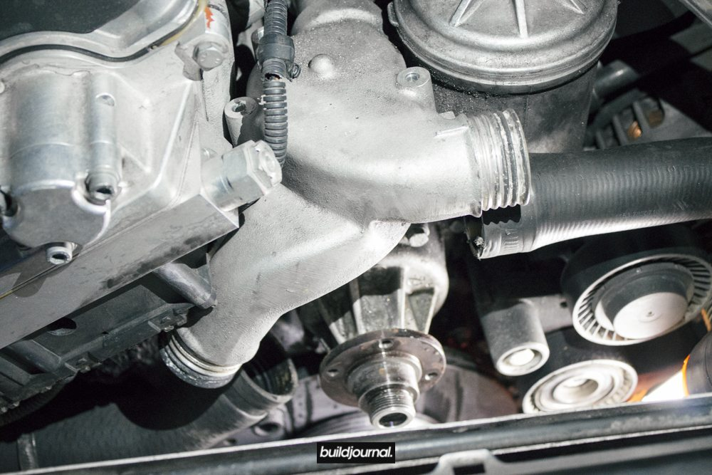 E46 M3 Water Pump DIY Guide