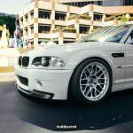E46 M3 Apex Arc-8 Wheels