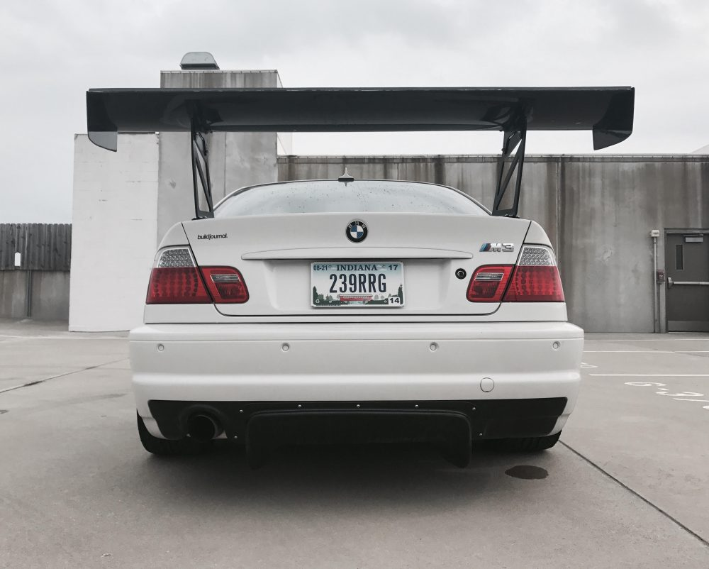 E46 M3 Tune • BMW ECU E-Flash • Buildjournal B-Spec Tune