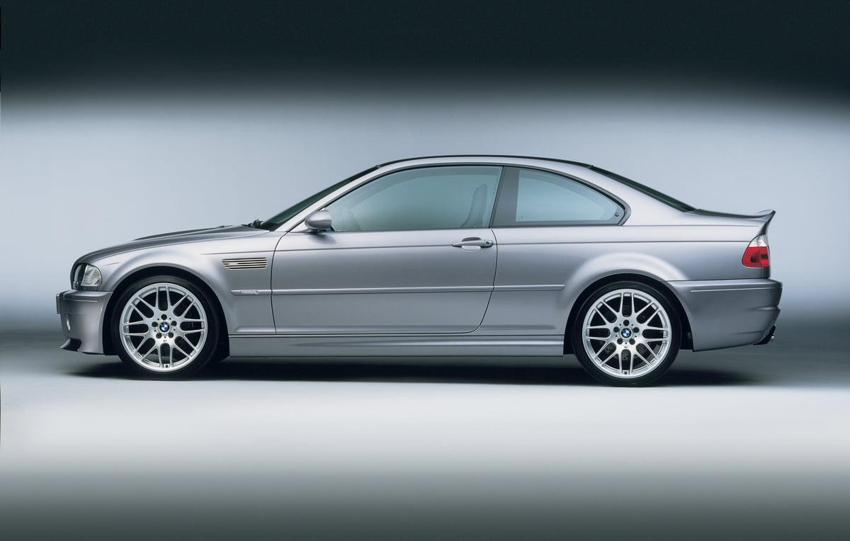 BMW E46 M3 CSL SMG Tune