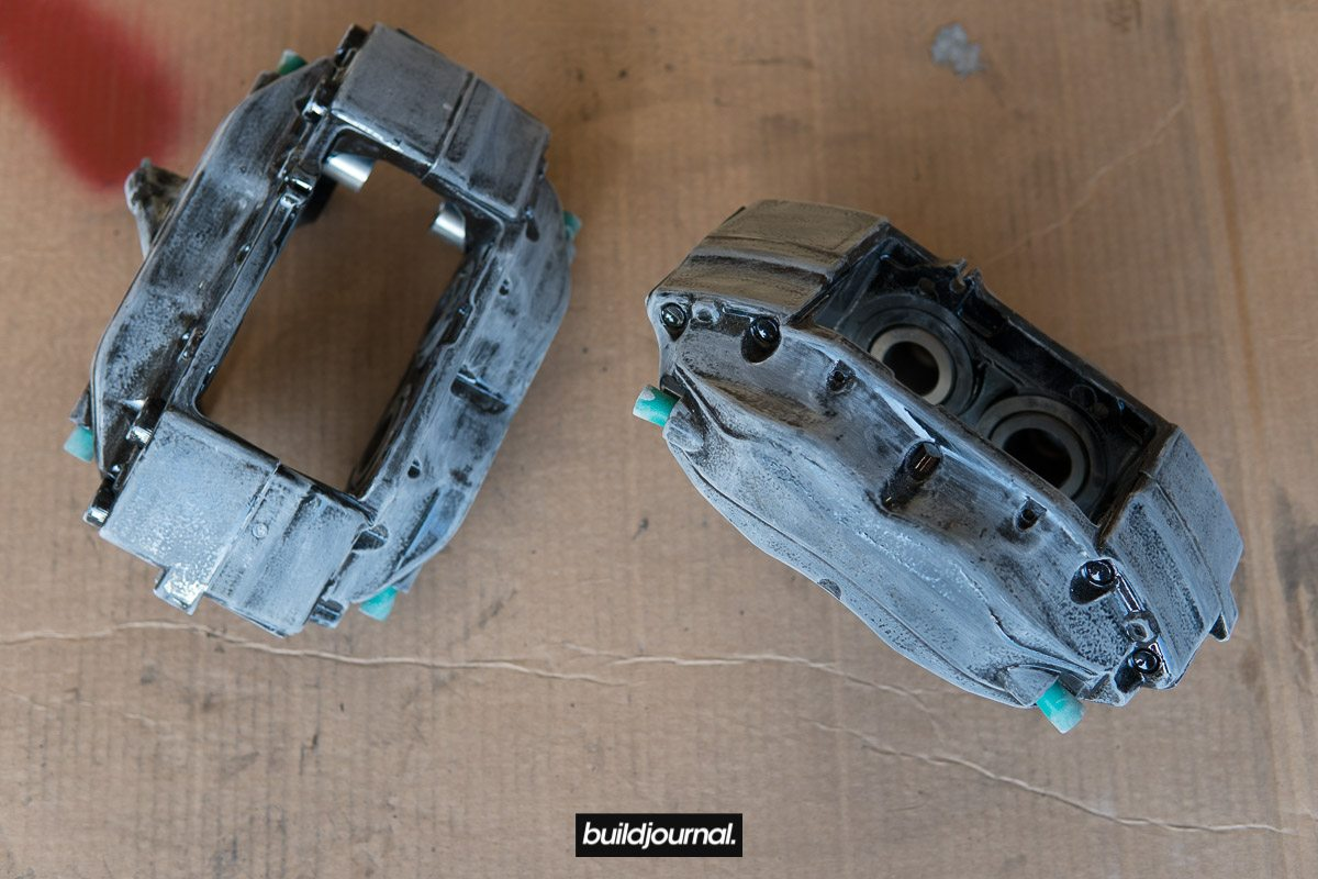 E46 M3 Brembo 996 E31 Brake Retrofit