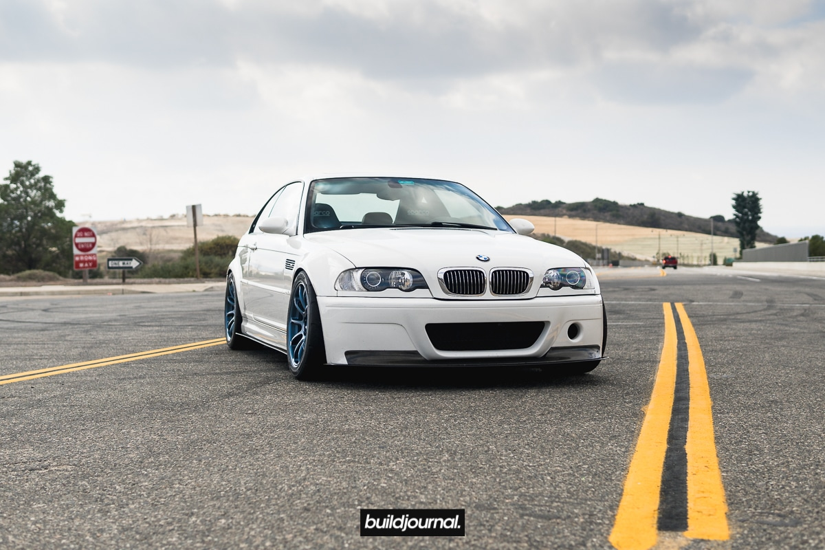Buildjournal E46 M3 - Vollk ZE40
