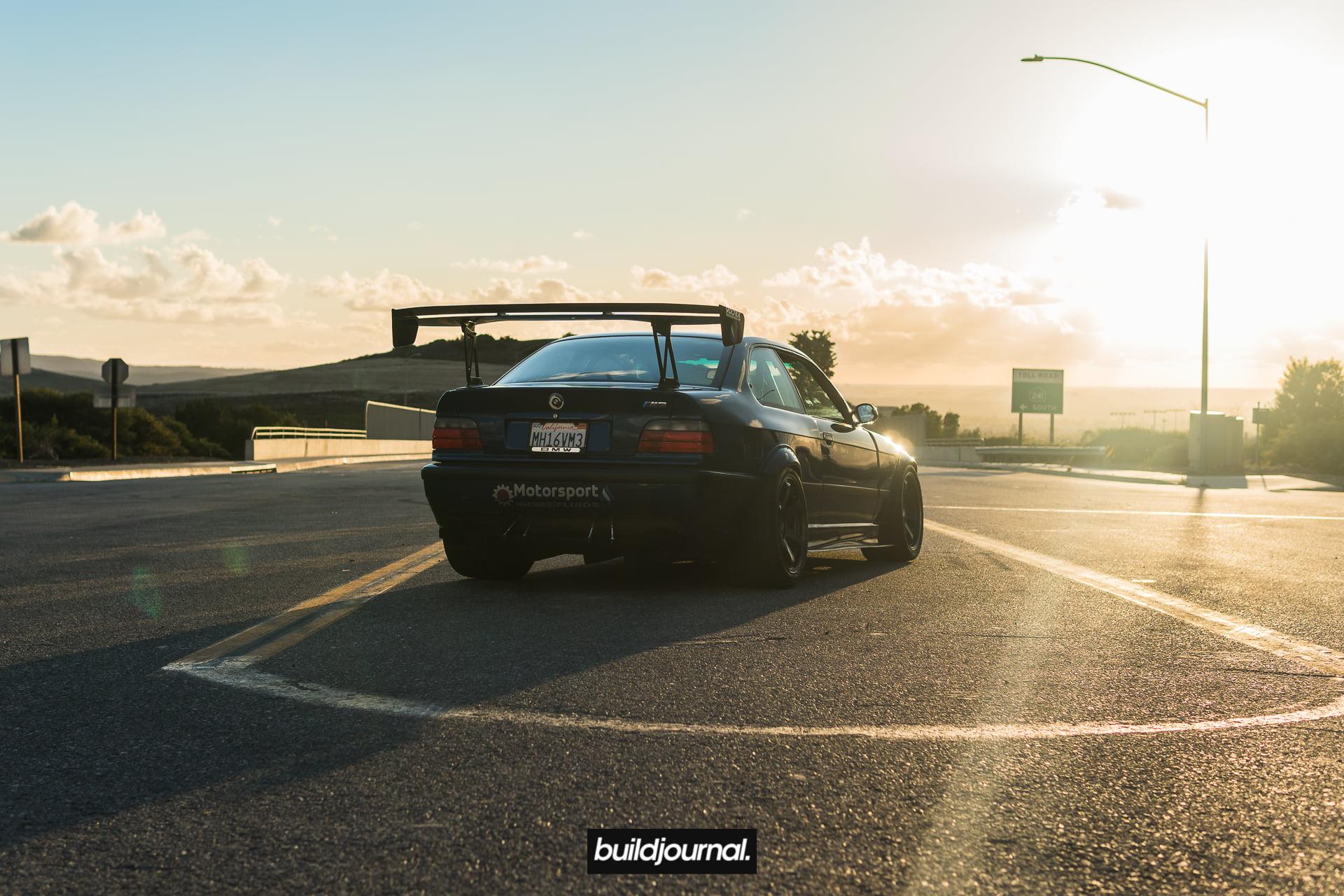 E36 M3 Motorsport Hardware