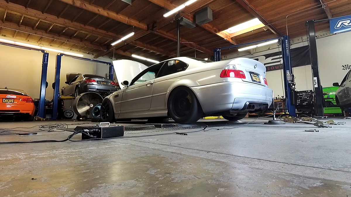 E46 M3 E85 Review & Dyno: Advanced Fuel Dynamics PROFLEX