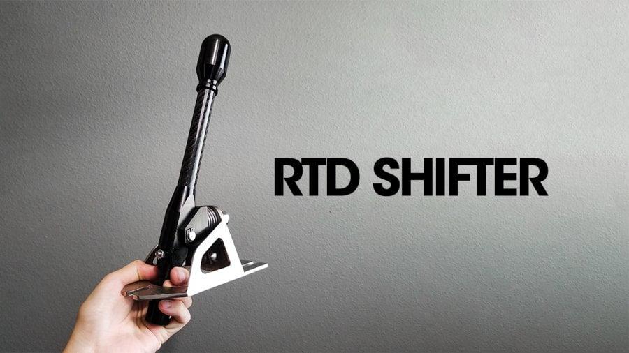 RTD Shifter V4 Carbon Fiber Review • Buildjournal