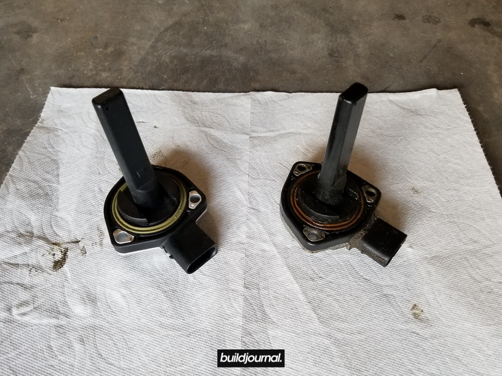 E46 M3 Oil Level Sensor DIY