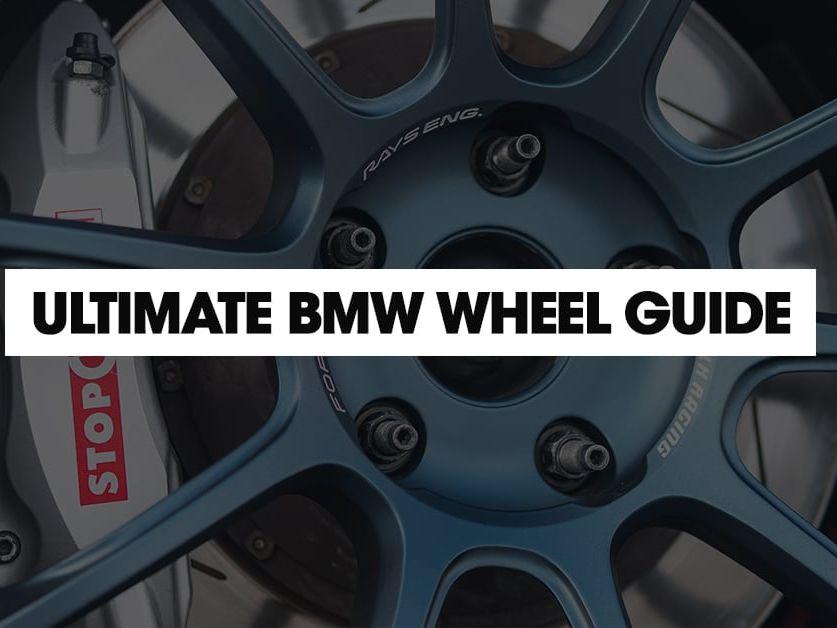 BMW E46 M3 Wheels Guide