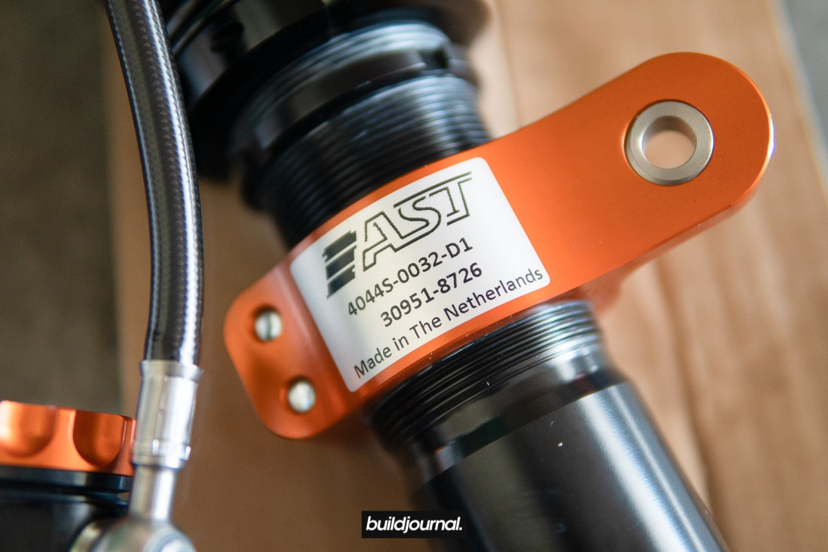AST 5200 Coilover for E46 M3