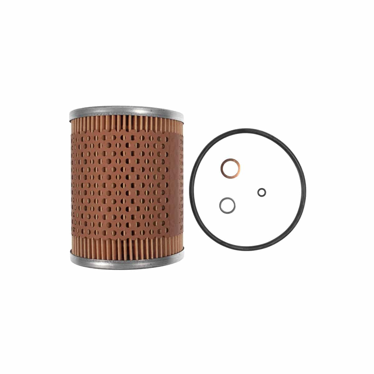 MAHLE Original OX 187D Oil Filter