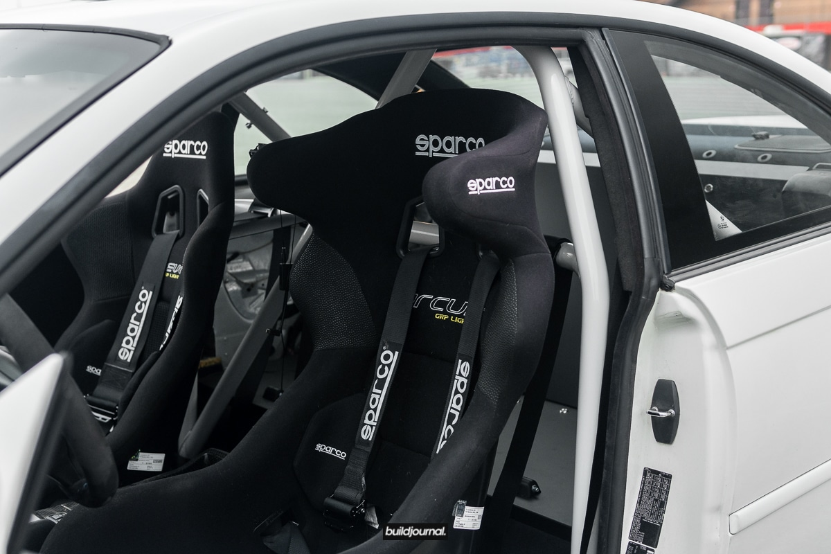 Sparco Circuit Seat