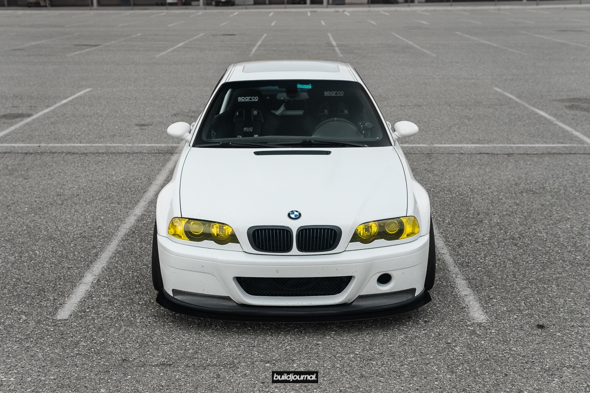 BMW E46 M3 Buildjournal