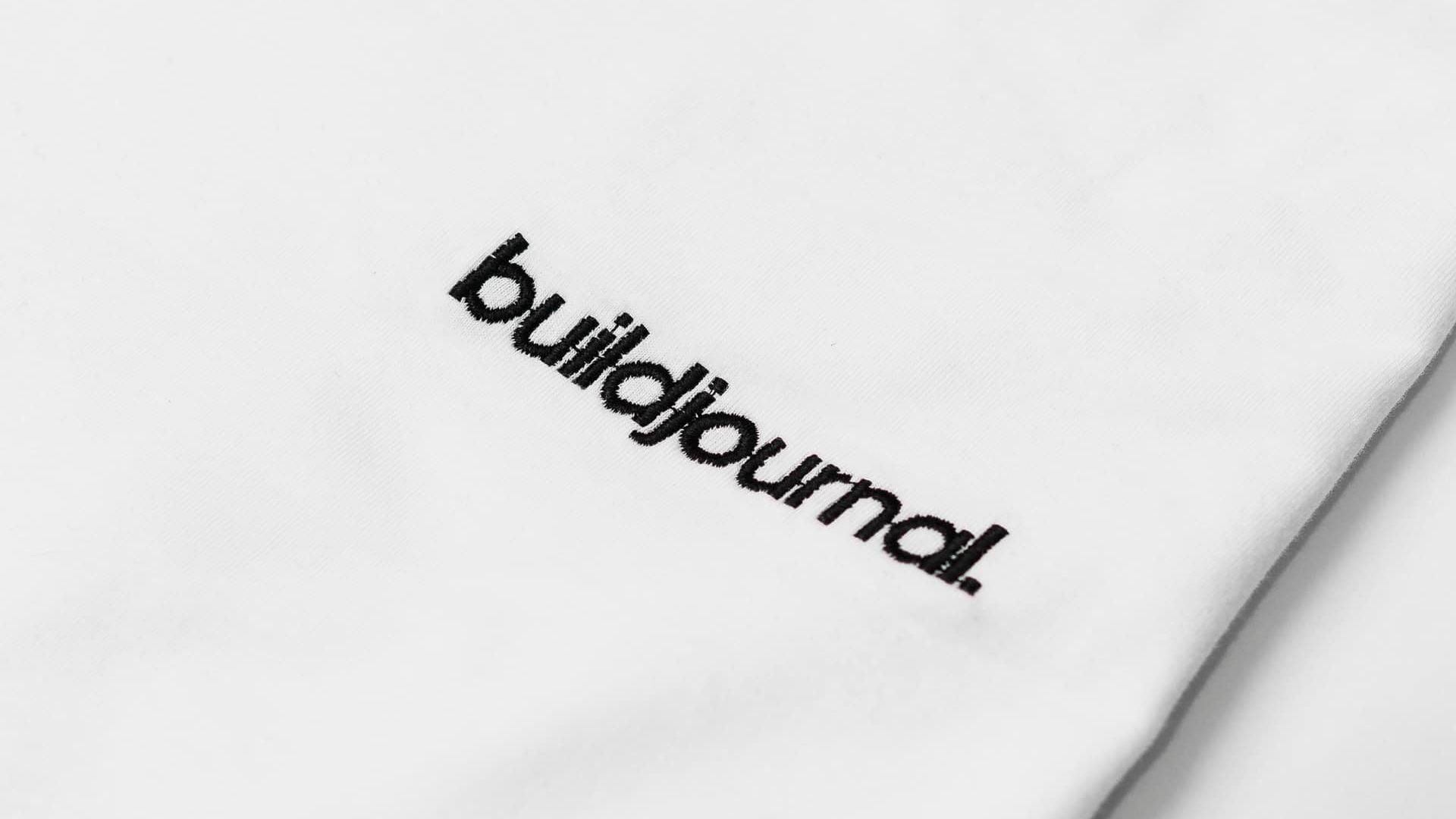 Buildjournal Signature 46 Tee Shirt