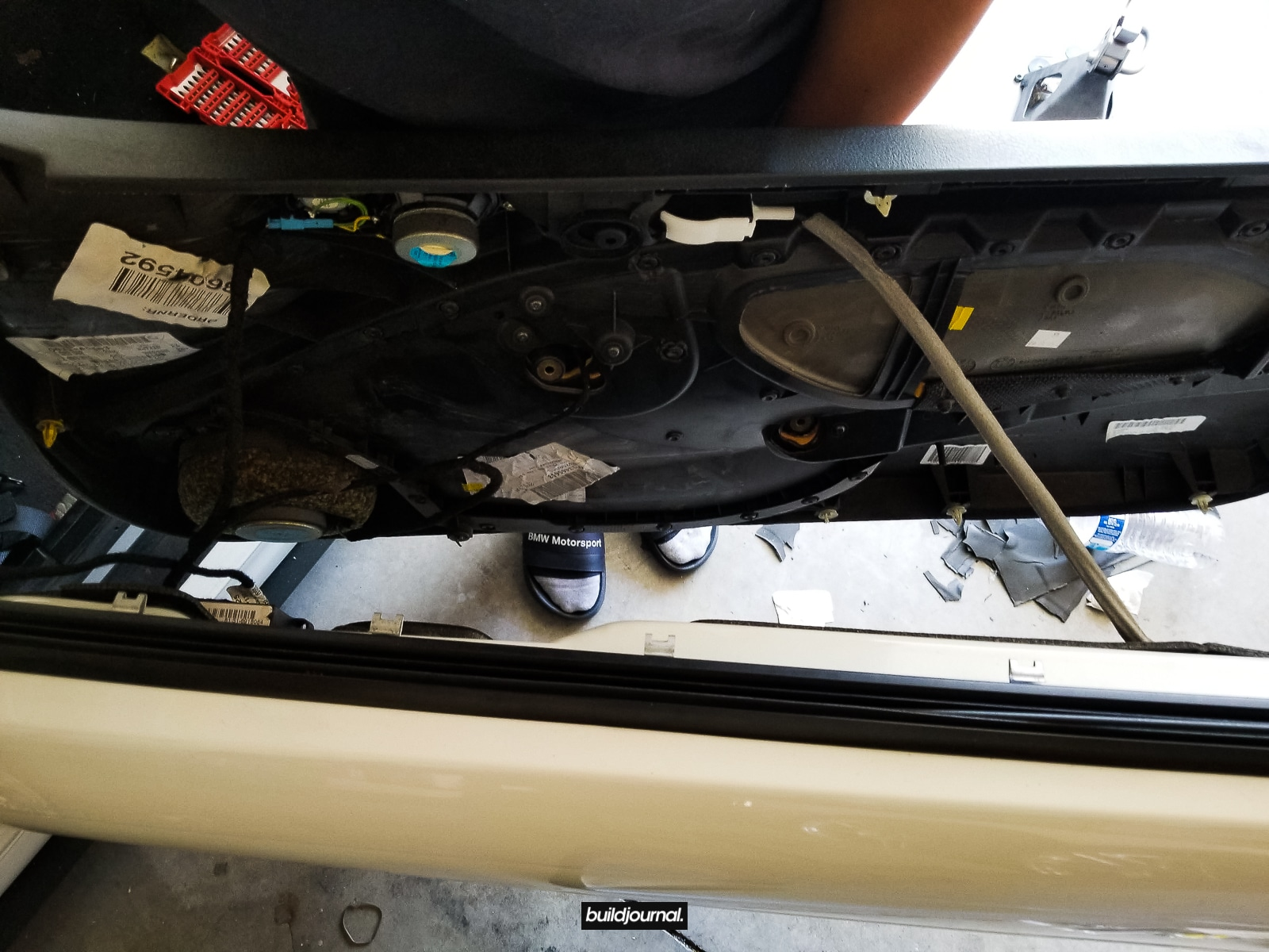 HARD Motorsport Door Panel E46 M3