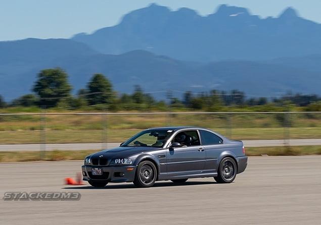 B-Spec Tune - BMW E46 M3
