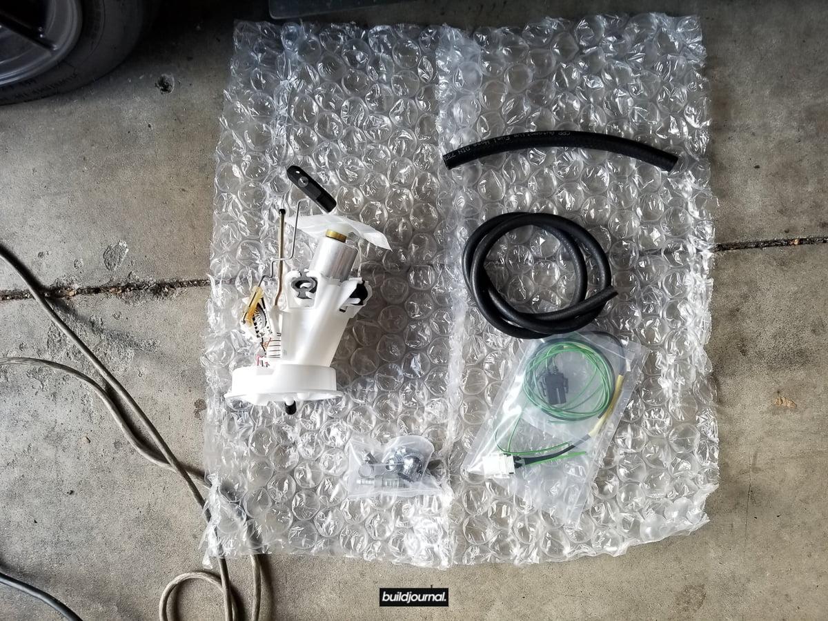 Bimmerworld E46 Fuel Startvation Kit