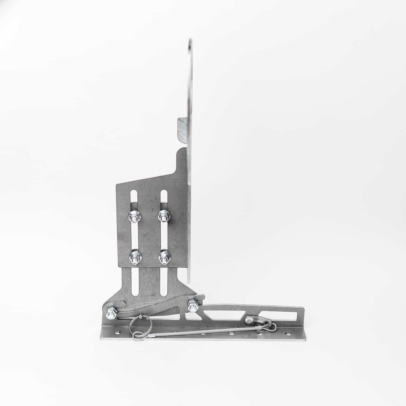 Buildjournal Quick Release Splitter Bracket - E46 M3