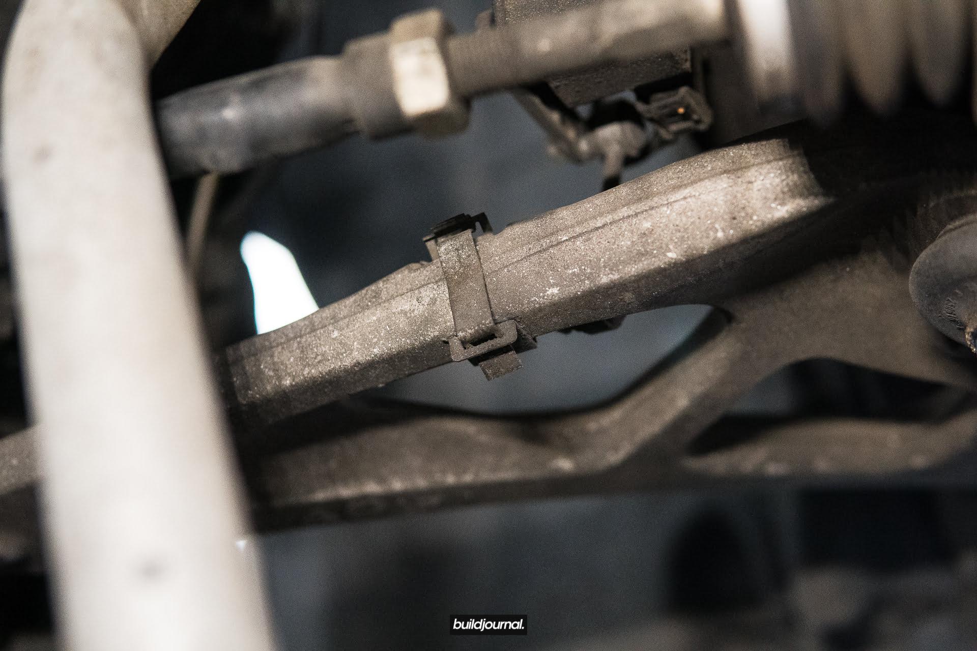 E46 M3 Front Control Arm Bushings (FCAB)