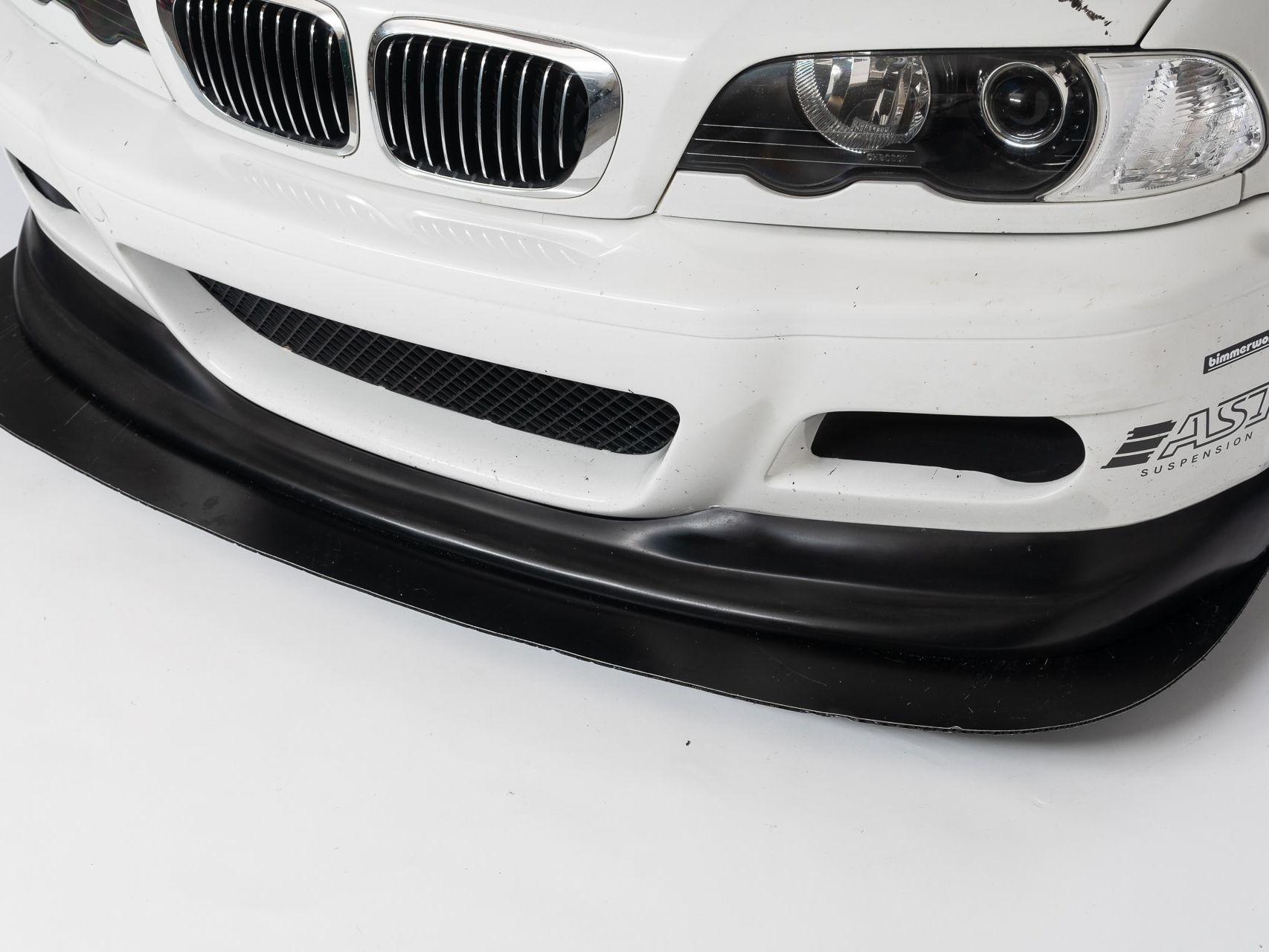 E46 M3 Quick Release Front Splitter Bracket