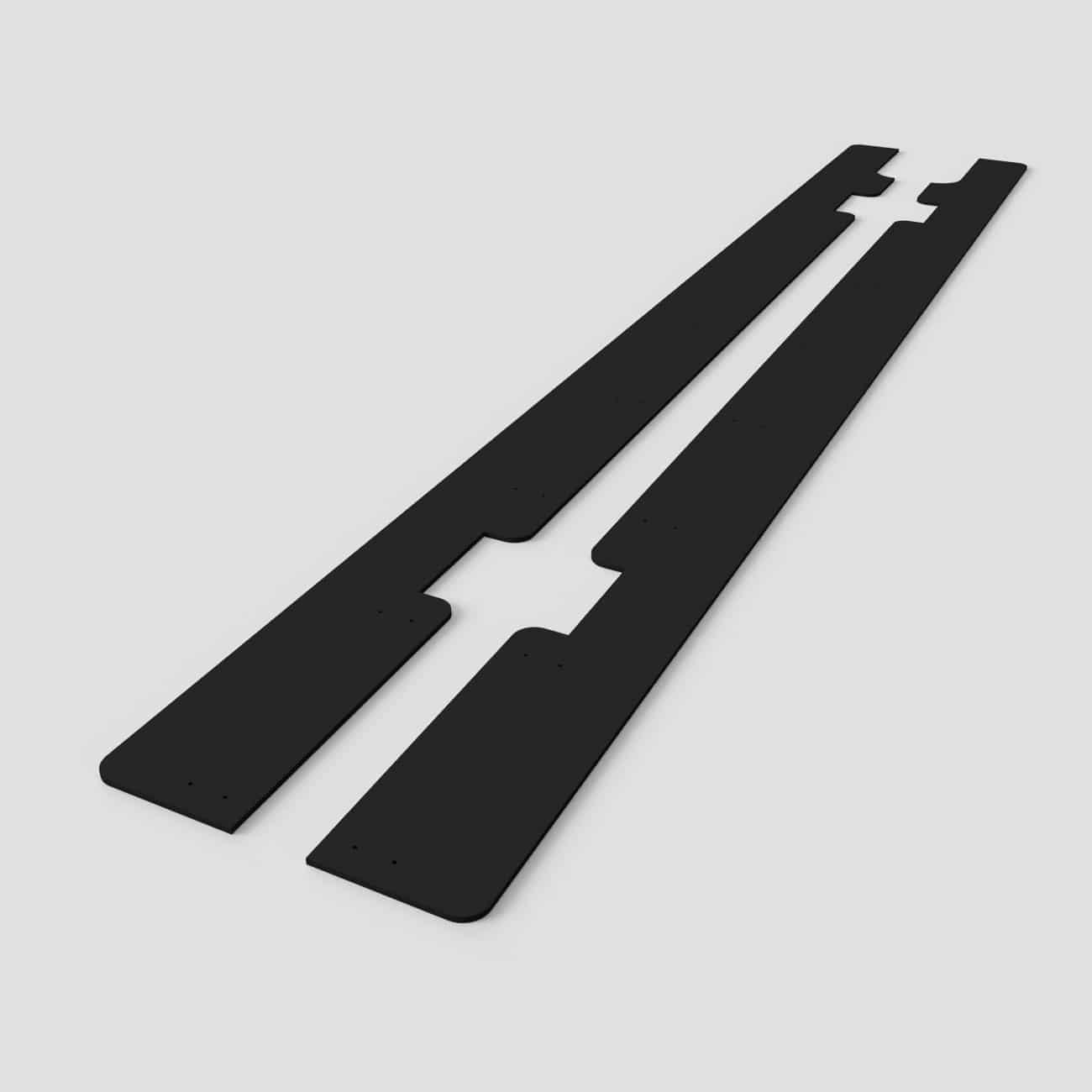 E46 M3 Sideskirt Splitter