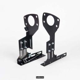E46 M3 Quick-Release Splitter Brackets - Buildjournal
