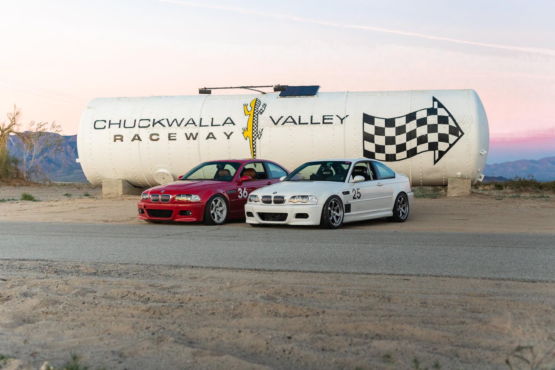 BIMMER CHALLENGE - Chuckwalla Valley Raceway