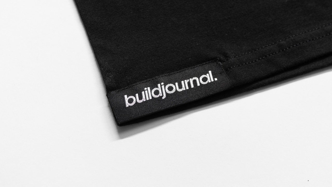 Buildjournal Tee Shirt