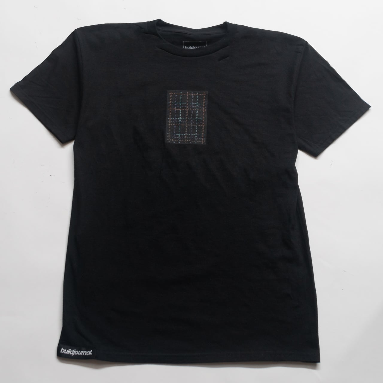 BMW M Texture Tee Shirt - Buildjournal